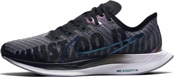 Nike Zoom Pegasus Turbo 2 Rise - Black/Midnight Turq-indigo Haze-gridiron (BV1134001)