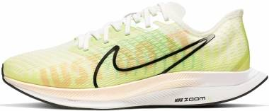 Nike Zoom Pegasus Turbo 2 Rise - Multicolour Luminous Green Black White Crimson Tint 300 (BV1134300)