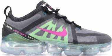 Nike Air VaporMax 2019 - Weiß White Black Dove Grey (AT6810001)