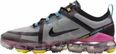 Nike Air VaporMax 2019 - Moon Particle / Black-pink Blast (CI9891200)