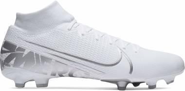 Nike Mercurial Superfly 7  - White/Platinum