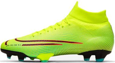 Nike Mercurial Superfly 7 - Lemon Venom Black Aurora Green (BQ5483703)