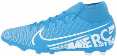 Nike Mercurial Superfly 7 - Blau (AT7949414)