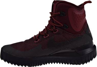 Nike Air Wild Mid - Dark Team Red Black Port Wine (916819600)