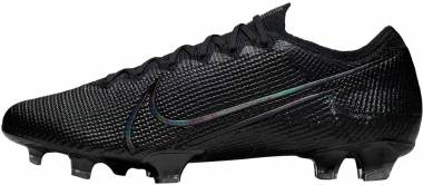 Nike Mercurial Vapor 13 Elite Firm Ground  - Schwarz