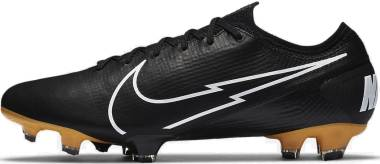 Nike Mercurial Vapor 13 Elite Firm Ground - Schwarz (CJ6320017)