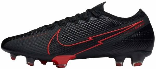 Nike Mercurial Vapor 13 Elite Firm Ground - Schwarz (AQ4176060)