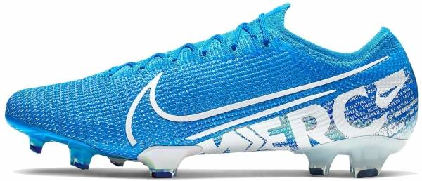 Nike Mercurial Vapor 13 Elite Firm Ground  - Blue
