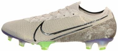 Nike Mercurial Vapor 13 Elite Firm Ground - white (AQ4176005)