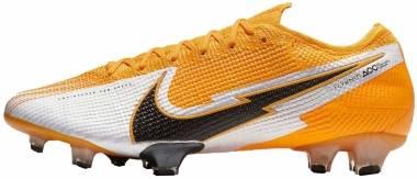 Nike Mercurial Vapor 13 Elite Firm Ground - Laser Orange/Black-white-laser Orange (AQ4176801)
