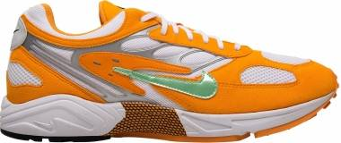 Nike Air Ghost Racer - Orange Peel Aphid Green Pure Platinum (AT5410800)
