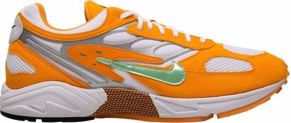 Nike Air Ghost Racer - Orange Peel Aphid Green Pure Platinum (AT5410800)