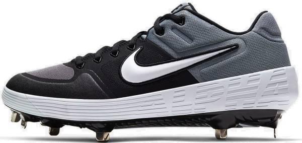Nike Alpha Huarache Elite 2 Low - Black (AJ6873010)