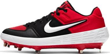 Nike Alpha Huarache Elite 2 Low - Red