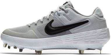 Nike Alpha Huarache Elite 2 Low - Wolf Grey/Black-pure Platinum (AJ6873002)