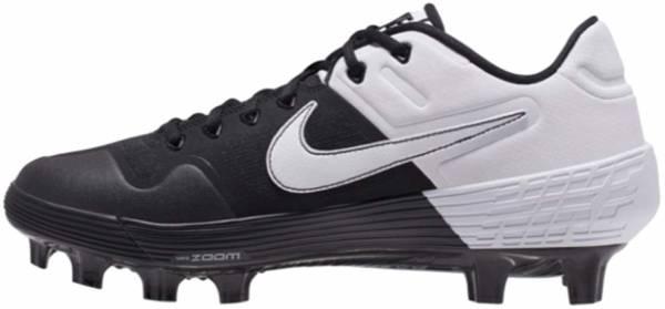 Nike Alpha Huarache Elite 2 Low MCS - Black/White-total Orange (CI2224001)