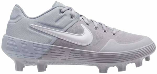 Nike Alpha Huarache Elite 2 Low MCS - Gray (AO7961004)