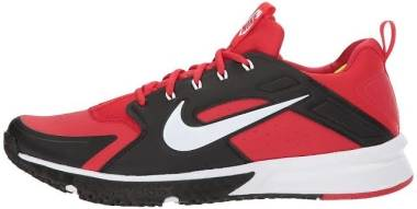 Nike Alpha Huarache Turf - Red/Black