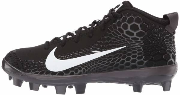 Nike Force Trout 5 Pro MCS - Black/White/Oil Grey
