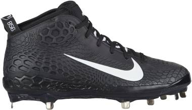 Nike Force Zoom Trout 5 - Black/White/Oil Grey
