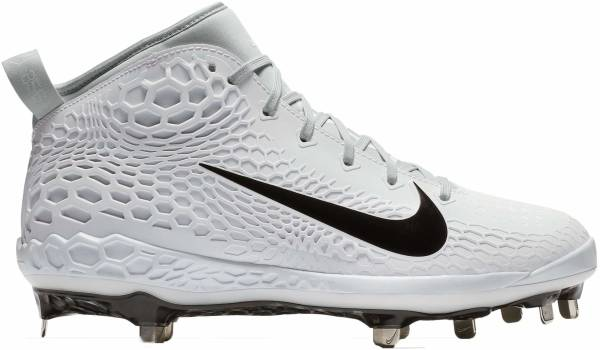 Nike Force Zoom Trout 5 - White/Black (MS1452075)