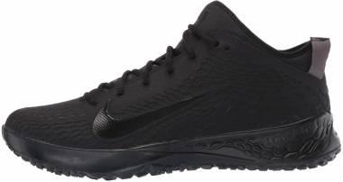 Nike Force Zoom Trout 5 Turf - Black Black Thunder Grey
