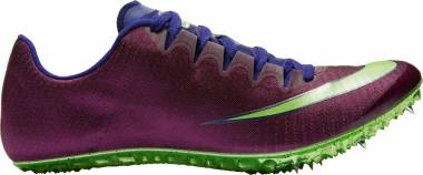 Nike Zoom Superfly Elite - Multicolor (Bordeaux/Lime Blast/Regency Purple 600)