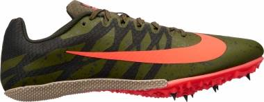Nike Zoom Rival S 9 - Green (907564301)