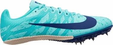 Nike Zoom Rival S 9 - Aurora Green / Blue Void / Hyper Jade (907565300)