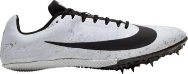 Nike Zoom Rival S 9 - Pure Platinum/Black-metallic Silver