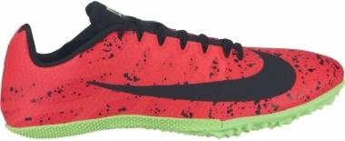 Nike Zoom Rival S 9 - Red Orbit/Black/Bright Crimson/Lime Blast (907564663)