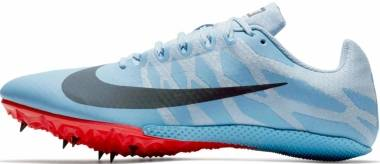 Nike Zoom Rival S 9 - Bleu (Football Blue/Blue Fox/Ice Blue 446) (907564446)