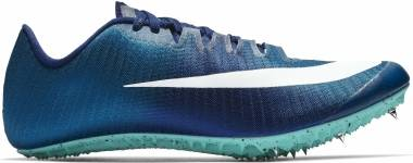 Nike Zoom JA Fly 3 - Green Abyss/Summit White-blue Void (865633300)