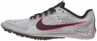 Nike Zoom Victory 3 - Pure Platinum/Black-pink Blast (835997002)