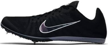 Nike Zoom D - Black / Indigo Fog / White
