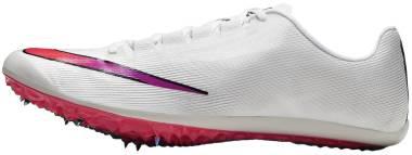 Nike Zoom 400 - White Black Hyper Jade Flash Crimson (AA1205100)