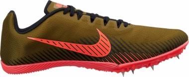 Nike Zoom Rival M 9 - Olive/Orange