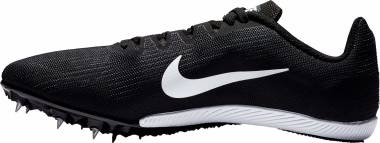 Nike Zoom Rival M 9 - Black/White/Dark Grey