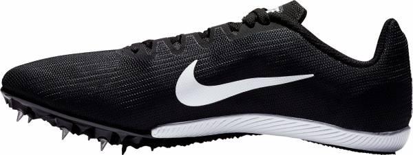 Nike Zoom Rival M 9 - Black/White/Dark Grey