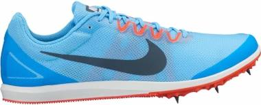 Nike Zoom Rival D 10 - Light Blue (907566446)