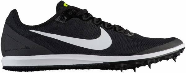 Nike Zoom Rival D 10 - Black (Black/White/Volt 017)