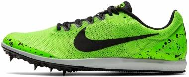 Nike Zoom Rival D 10 - Green (907567302)