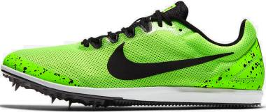 Nike Zoom Rival D 10 - Green (907566302)