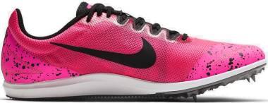 Nike Zoom Rival D 10 - Pink Blast / Black / Pure Platinum (907566602)