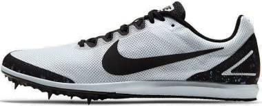 Nike Zoom Rival D 10 - Pure Platinum/Black-indigo Fog (907566002)