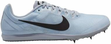 Nike Zoom Rival D 10 - Hydrogen Blue/Black-sky Grey (907566404)