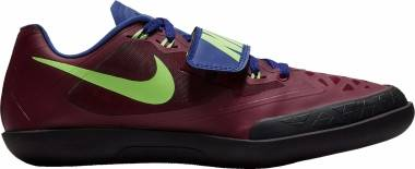 Nike Zoom SD 4 - Mehrfarbig Bordeaux Lime Blast Regency Purple 600