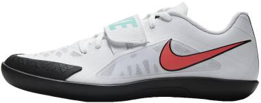 Nike Zoom Rival SD 2 - White Hyper Jade Black Flash Crimson (685134101)