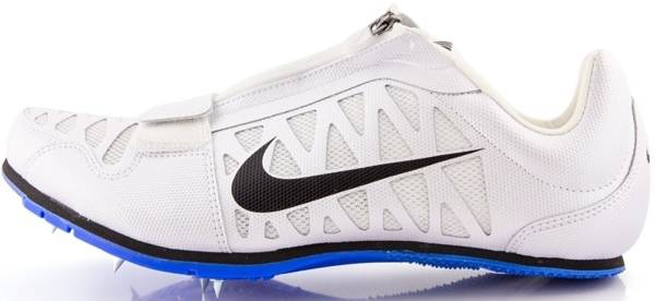 Nike Zoom Long Jump 4 - Blanco / Negro / Azul (White / Black-racer Blue)