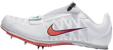 Nike Zoom Long Jump 4 - White (415339101)